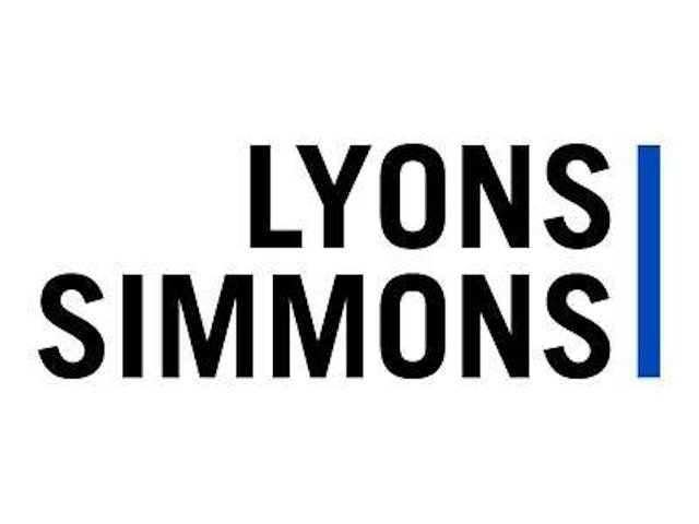 Logo of Lyons and Simmons